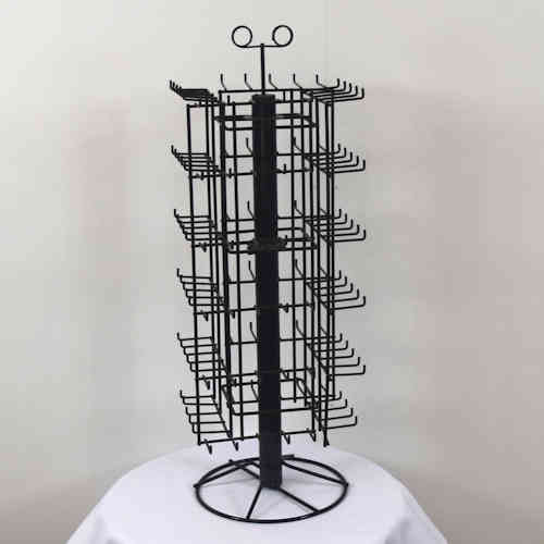 Universal Wire & Plexi Point of Purchase Clothing Display