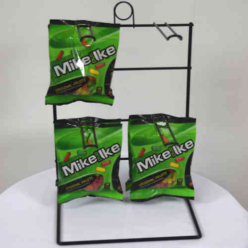 Universal Wire & Plexi Point of Purchase Snack Display